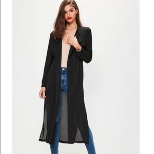 MISGUIDED - NEW! Choker Duster